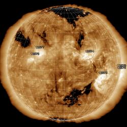Credit Solar monitor